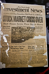Stock Market Crises Over by Wagner T. Cassimiro